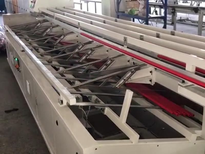 总长12米两端加热封口包装机